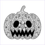 Free Printable Halloween Coloring Pages Adults Best Of Collection Halloween Scary Pumpkin Halloween Adult Coloring Pages
