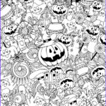 Free Printable Halloween Coloring Pages Adults Cool Images 114 Best Images About Halloween Colors On Pinterest