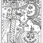 Free Printable Halloween Coloring Pages Adults Elegant Gallery Best 25 Halloween Coloring Pages Ideas On Pinterest
