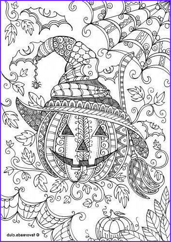 Free Printable Halloween Coloring Pages Adults Unique Image the Best Free Adult Coloring Book Pages