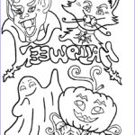 Free Printable Halloween Coloring Pages Beautiful Images Free Printable Halloween Coloring Pages For Kids