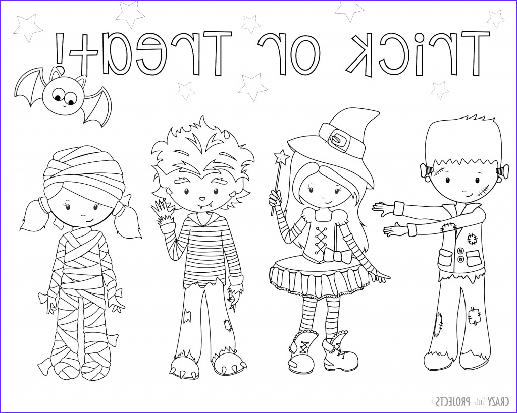 Free Printable Halloween Coloring Pages for Kids Best Of Stock Free Halloween Coloring Pages for Adults & Kids