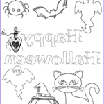 Free Printable Halloween Coloring Pages For Kids Luxury Photography Free Halloween Printables