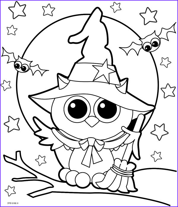 Free Printable Halloween Coloring Pages for Kids New Stock 200 Free Halloween Coloring Pages for Kids the Suburban Mom