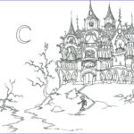 Free Printable Halloween Coloring Sheets New Photography Free Printable Halloween Coloring Pages For Adults Best