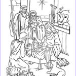 Free Printable Jesus Coloring Pages Elegant Photos Printable Christmas Color For Adults