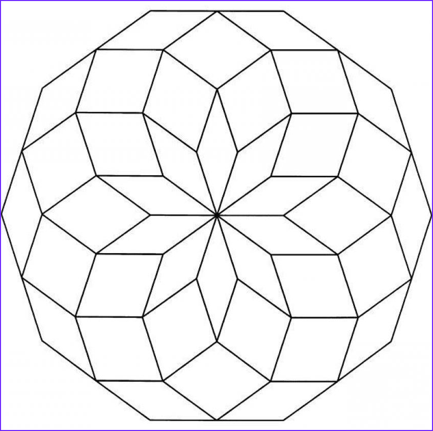 Free Printable Mandalas Coloring Pages Adults Best Of Gallery Mandala 6 Coloring Pages Hellokids
