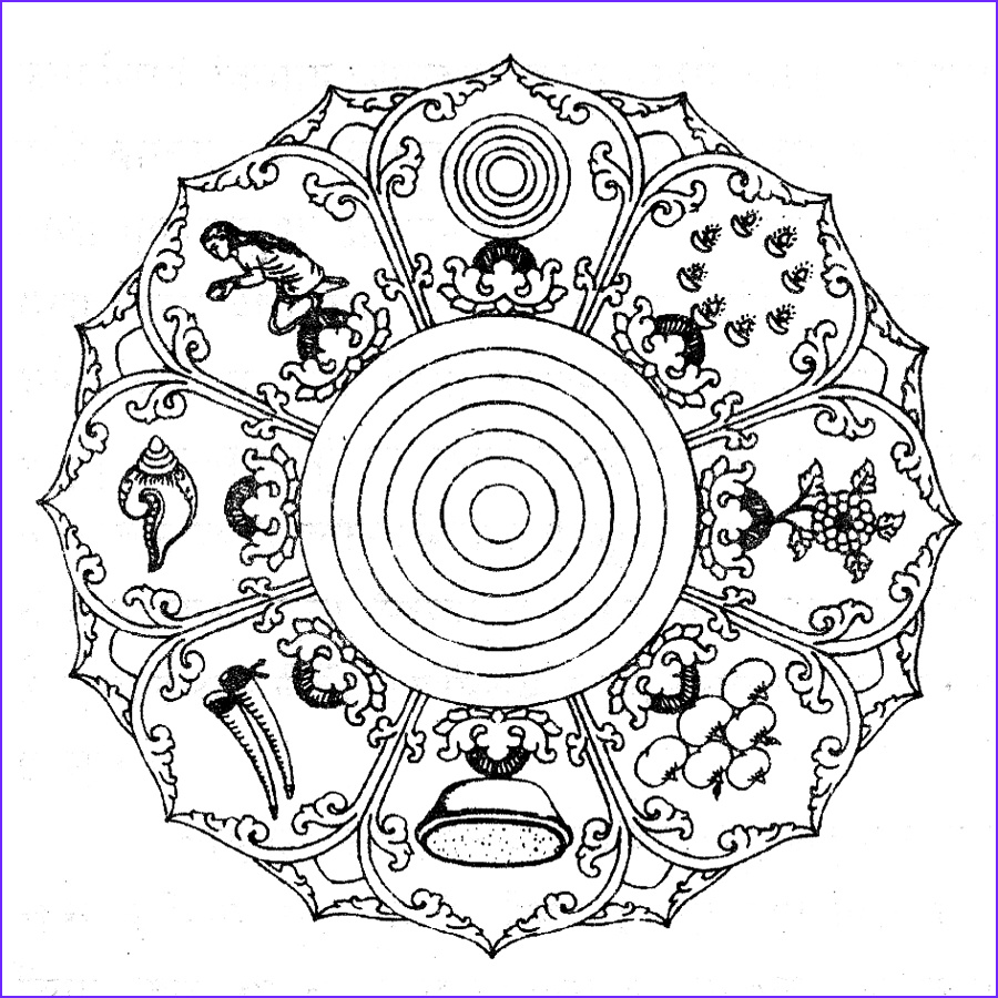 Free Printable Mandalas Coloring Pages Adults Best Of Photos Free Printable Mandala Coloring Pages for Adults Best