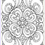 Free Printable Mandalas Coloring Pages Adults Cool Image Free Coloring Pages For Kids Free Coloring Pages