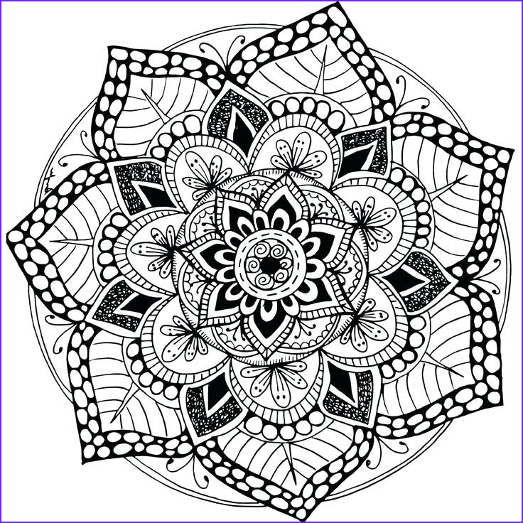 Free Printable Mandalas Coloring Pages Adults New Photography Free Printable Mandala Coloring Pages for Adults