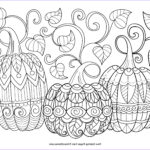 Free Printable Pumpkin Coloring Pages Cool Image Free Halloween Coloring Pages For Adults & Kids