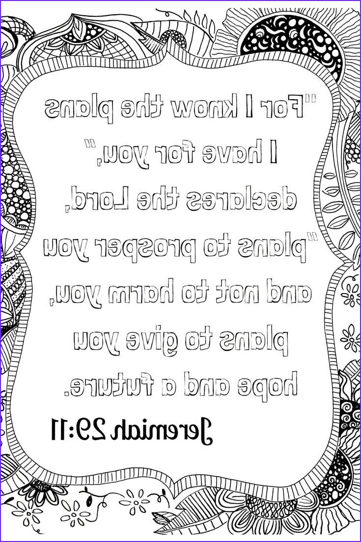 Free Printable Scripture Coloring Pages for Adults Best Of Gallery Free Christian Coloring Pages for Adults Roundup