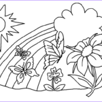 Free Printable Spring Coloring Pages Awesome Photos Spring Coloring Pages