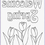 Free Printable Spring Coloring Pages Best Of Photos Spring Coloring Pages Printable