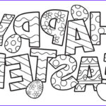 Free Printable Spring Coloring Pages Inspirational Image Free Easter Colouring Pages The Organised Housewife