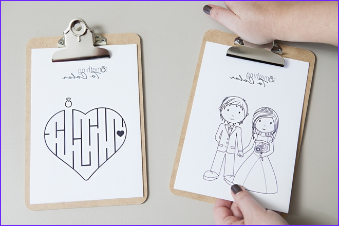 Free Printable Wedding Coloring Pages Cool Photography Print these Free Coloring Pages for the Kids at Your Wedding
