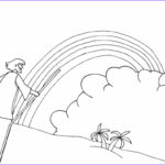 Free Rainbow Coloring Pages Inspirational Gallery Rainbow Coloring Pages For Childrens Printable For Free