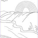 Free Rainbow Coloring Pages Luxury Collection Free Printable Rainbow Coloring Pages For Kids