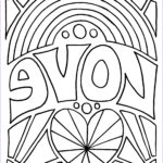 Free Rainbow Coloring Pages Luxury Image Coloring Pages