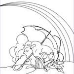 Free Rainbow Coloring Pages Luxury Image Free Printable Rainbow Coloring Pages For Kids
