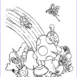 Free Rainbow Coloring Pages New Photography Free Printable Rainbow Coloring Pages For Kids