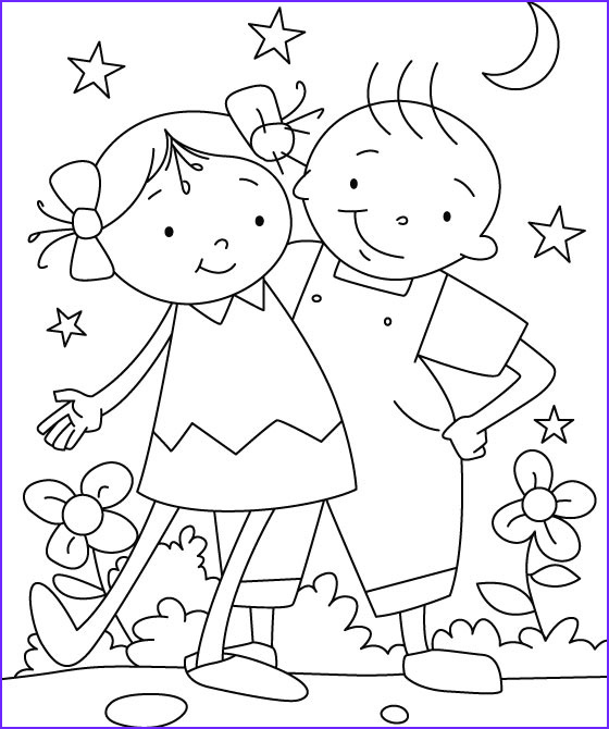 Friends Coloring Pages Beautiful Image Friends Coloring Pages