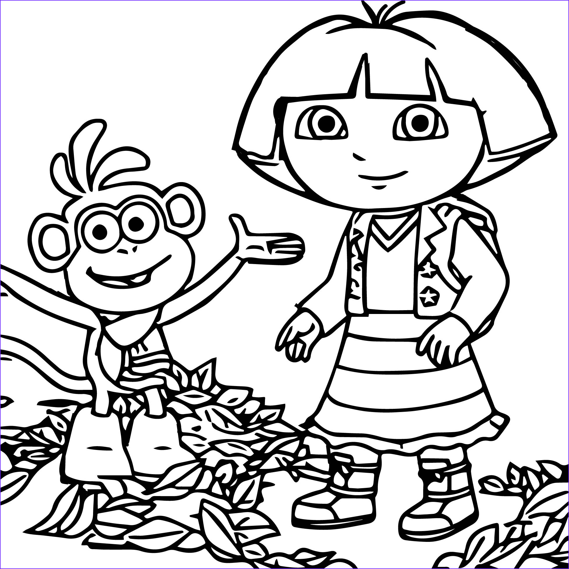 coloring pages friends