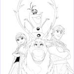 Frozen Coloring Book Best Of Photos Frozen Coloring Pages On Crafty Guild