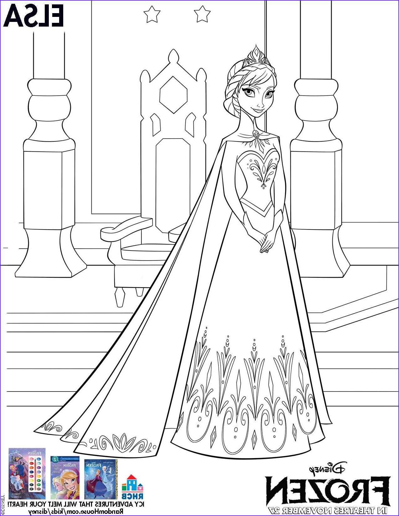 free frozen printable coloring activity pages free puter games 2