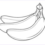 Fruit Coloring Best Of Photos Banana Coloring Pages Best Coloring Pages for Kids