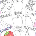Fruit Coloring Elegant Photos Fruit And Ve Able Alphabet English Lessons