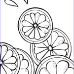 Fruit Coloring New Images Free Printable Fruit Coloring Pages For Kids