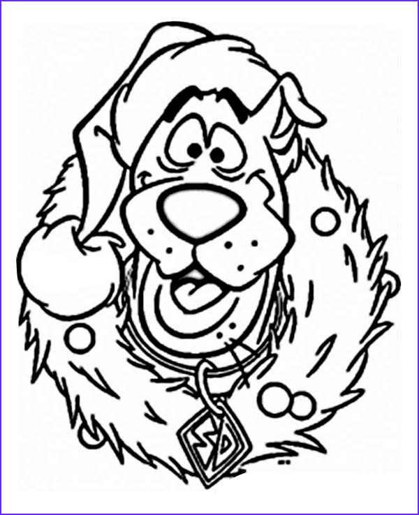 full size christmas coloring pages