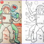 Funny Coloring Books Cool Photos Coloring Book Corruptions See What Happens when Adults Do