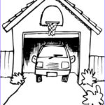 Garage Coloring Elegant Photography Garage Coloring Pages Sketch Coloring Page