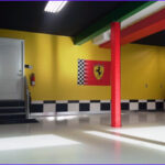 Garage Coloring Luxury Photos 50 Garage Paint Ideas For Men Masculine Wall Colors And