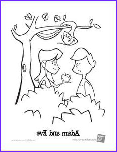 Garden Of Eden Coloring Pages Cool Collection Adam and Eve Garden Of Eden