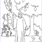 Garden Of Eden Coloring Pages Unique Photos Expelled From The Garden Of Eden