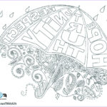 Gay Coloring Pages Inspirational Images Saam Trans Umbrella Coloring Page Forge