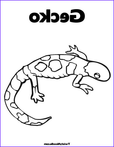 Gecko Coloring Pages Best Of Photos Leopard Coloring Pages at Getcolorings