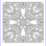 Geometric Coloring Pages For Adults Awesome Photos Free Printable Geometric Coloring Pages For Adults
