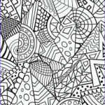 Geometric Coloring Pages For Adults Beautiful Collection Best 20 Geometric Coloring Pages Ideas On Pinterest