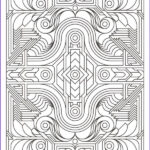 Geometric Coloring Pages For Adults Best Of Gallery Plex Coloring Pages For Adults