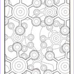 Geometric Coloring Pages For Adults Cool Image Geometric Coloring Pages For Adults Coloring Home