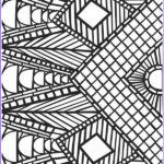 Geometric Coloring Pages For Adults Cool Photography 14 Best Images About Adult Coloring Pages On Pinterest