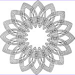 Geometric Coloring Pages For Adults Inspirational Images Pinterest • The World's Catalog Of Ideas