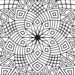 Geometric Coloring Pages For Adults Inspirational Photography Geometric Coloring Pages