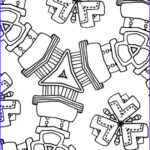 Geometric Coloring Pages Pdf Awesome Image 25 Coloring Pages Tricky Triangles Geometric Designs Rug