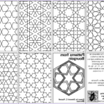 Geometric Coloring Pages Pdf Awesome Photos A Mini Zine Of Geometric Patterns Coloringbook Adafruit
