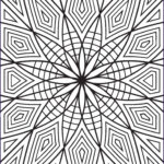 Geometric Coloring Pages Pdf Awesome Photos Geometric Coloring Pages Pdf Coloring Page